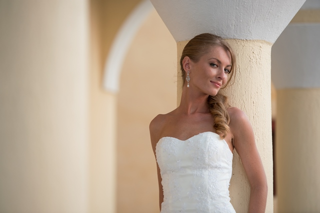 divine weddings airbrush bridal makeup santorini